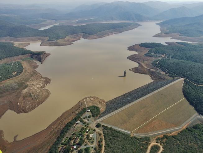 Goedertrouw Dam