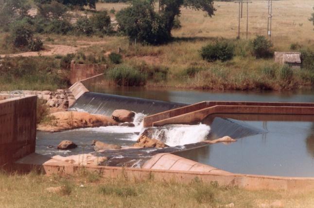Hoxani Weir