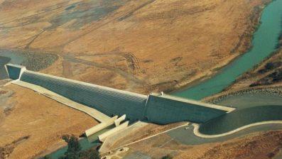 Qedusizi Dam